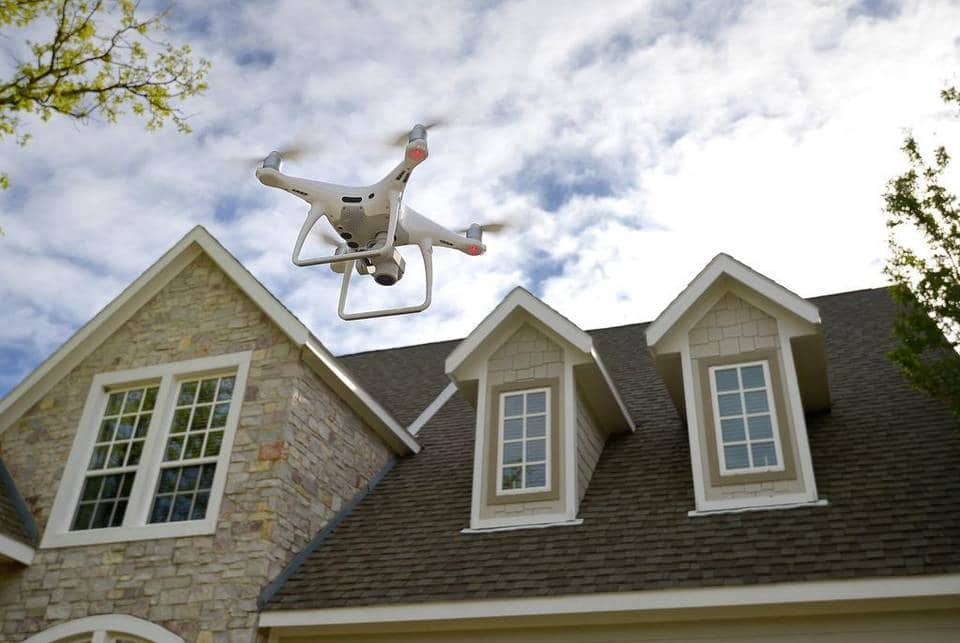 Next Time Your Roof Gets Hit By Hail A Drone May Inspect