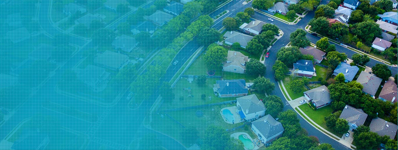 aerial imagery banner