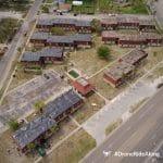 IMGING aerial view