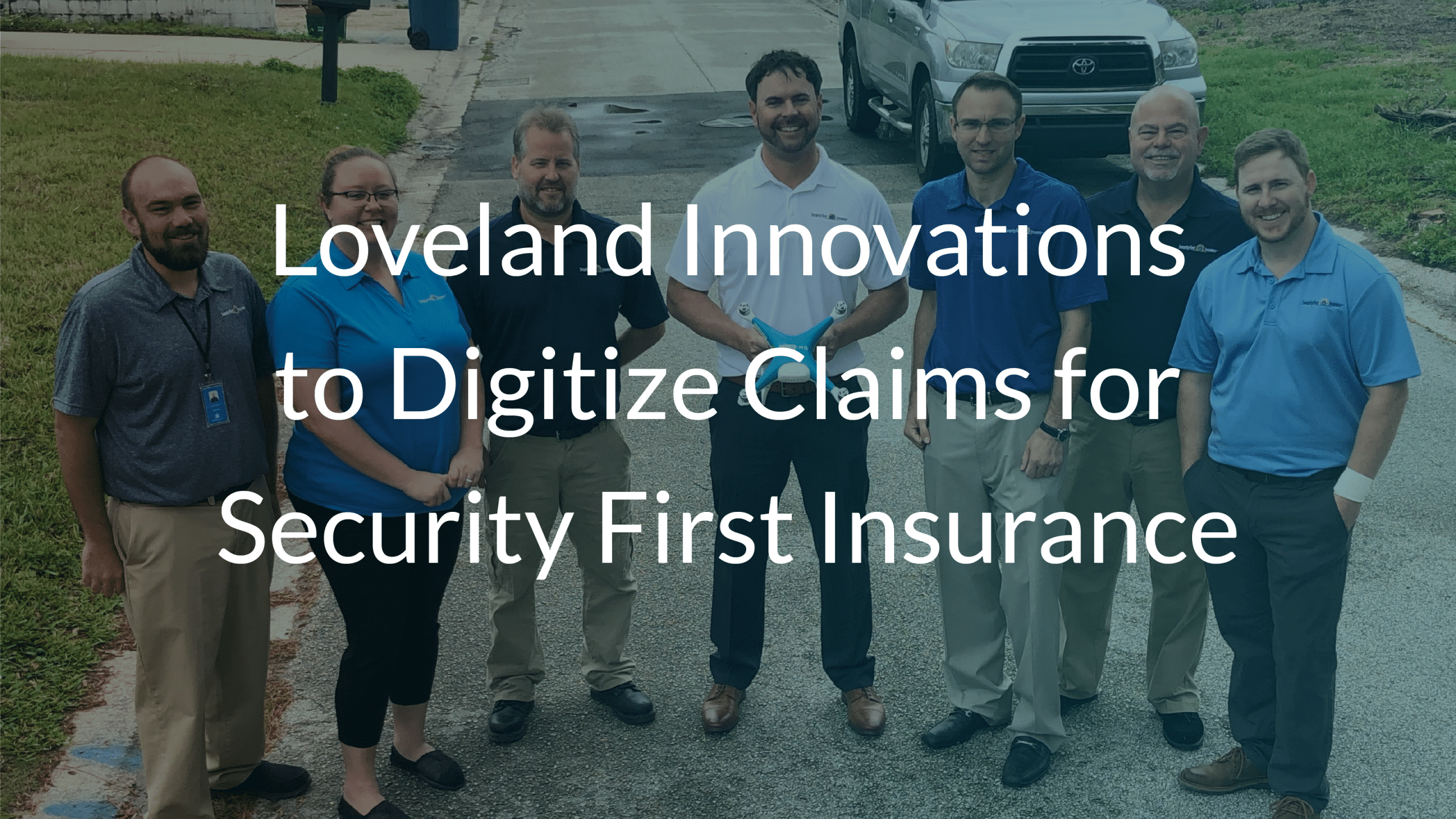 Security First to Digitize Claims