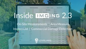IMGING 2.3 with on-site measurements