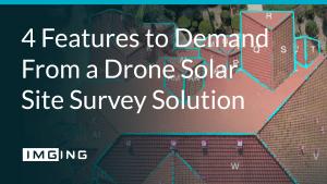 drone solar site surveys