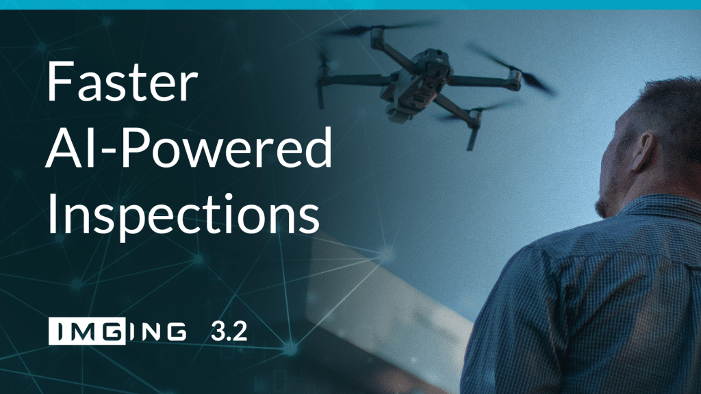 roof drone inspection software update